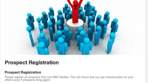 Prospect Registration